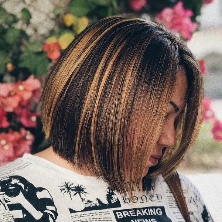 Стрижки после 60 лет для прямых волос фото 7