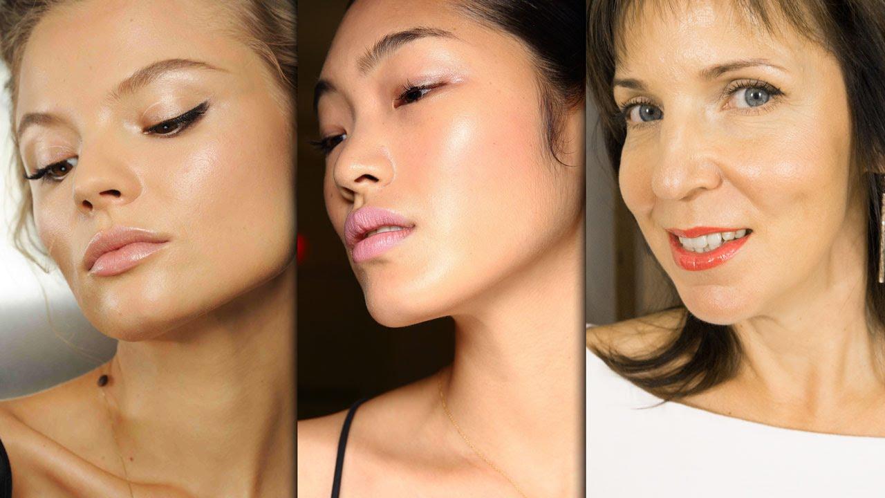 женщины с красивой кожей