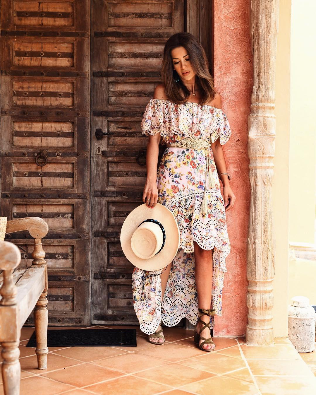 Модные летние луки для женщины 40 лет фото 1