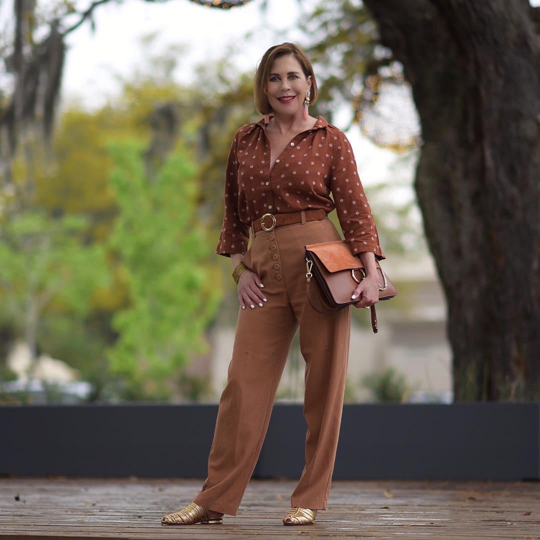 Модные летние луки для женщины 40 лет фото 13
