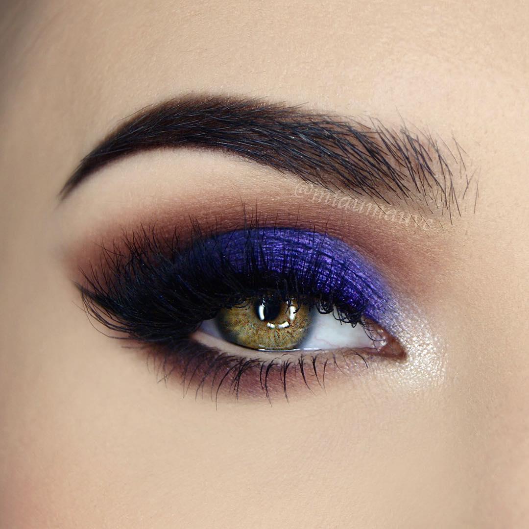 Вечерний макияж фото 15