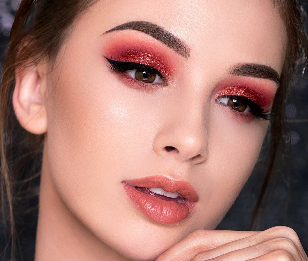 Вечерний макияж фото 9