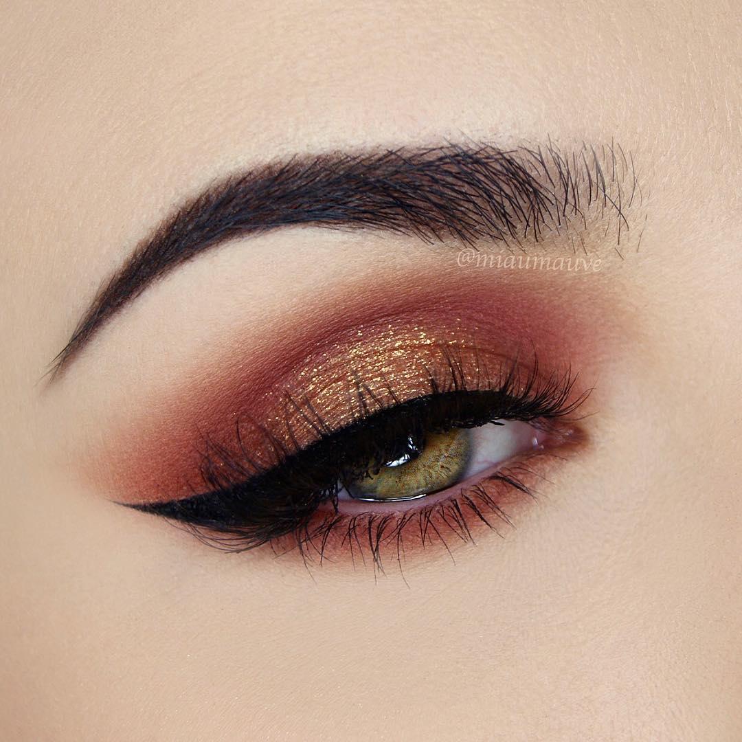 Вечерний макияж фото 12