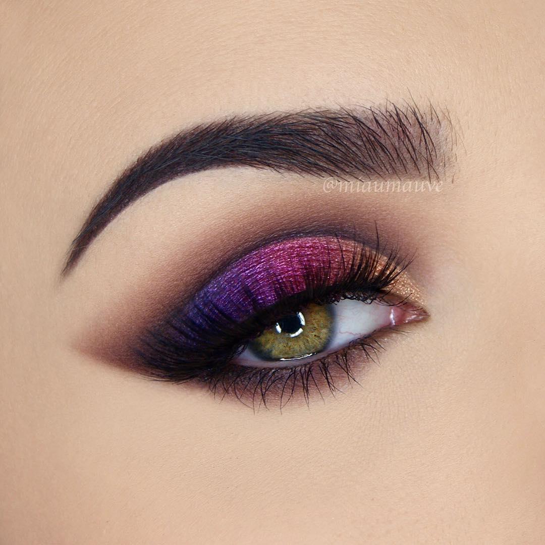 Вечерний макияж фото 11