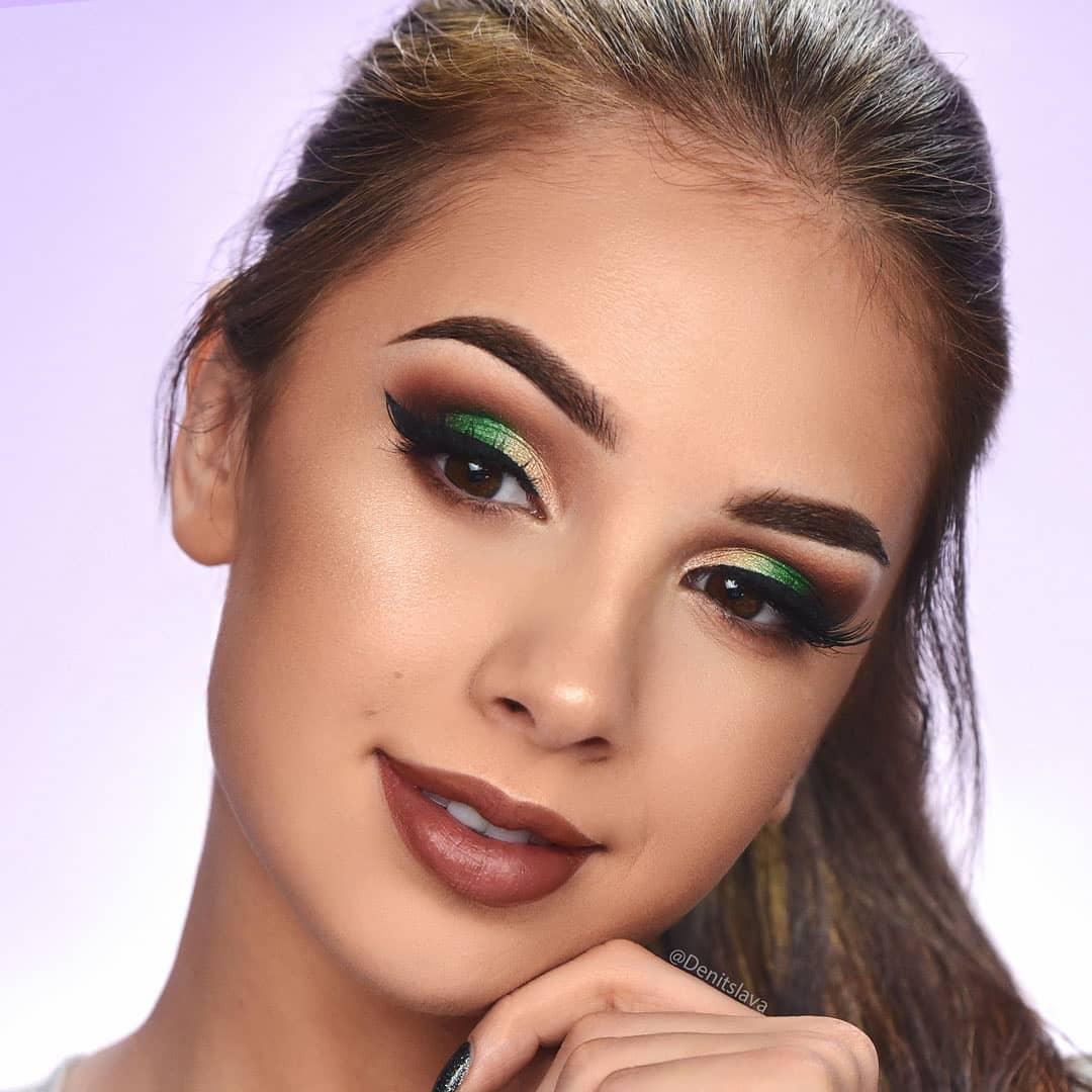 Вечерний макияж фото 7