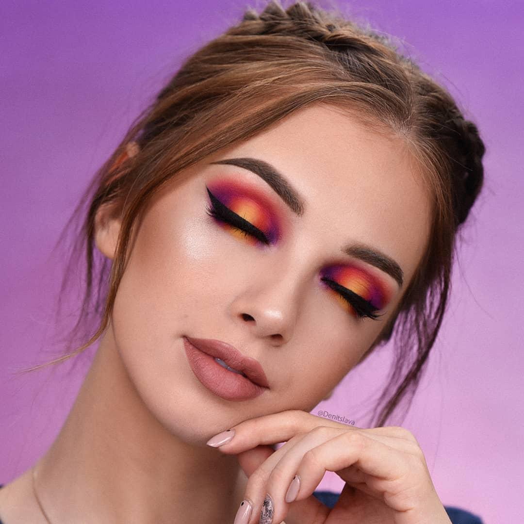 Вечерний макияж фото 6
