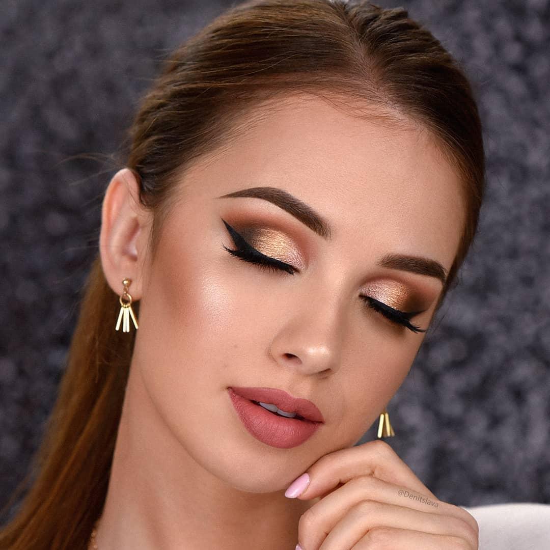 Вечерний макияж фото 3