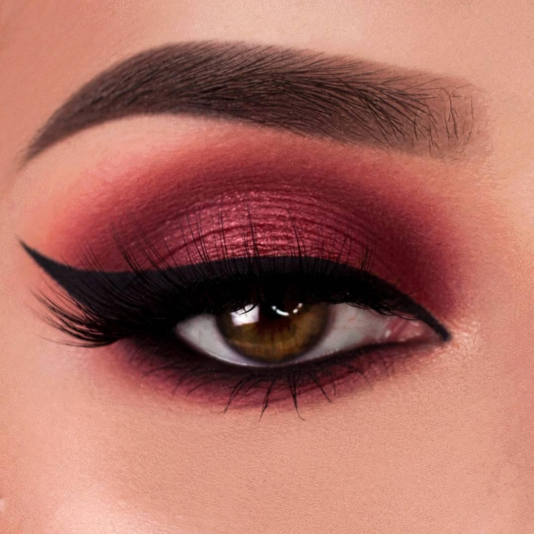 Осенний макияж: 15 красивых идей для безупречного образа