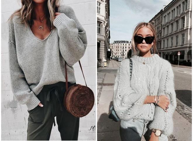 модные сеты осень-зима 2018-2019 фото 2