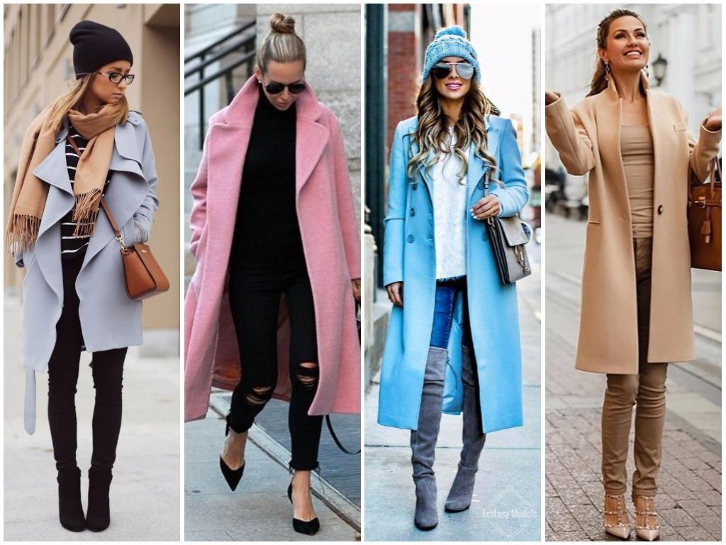 модные сеты осень-зима 2018-2019 фото 6