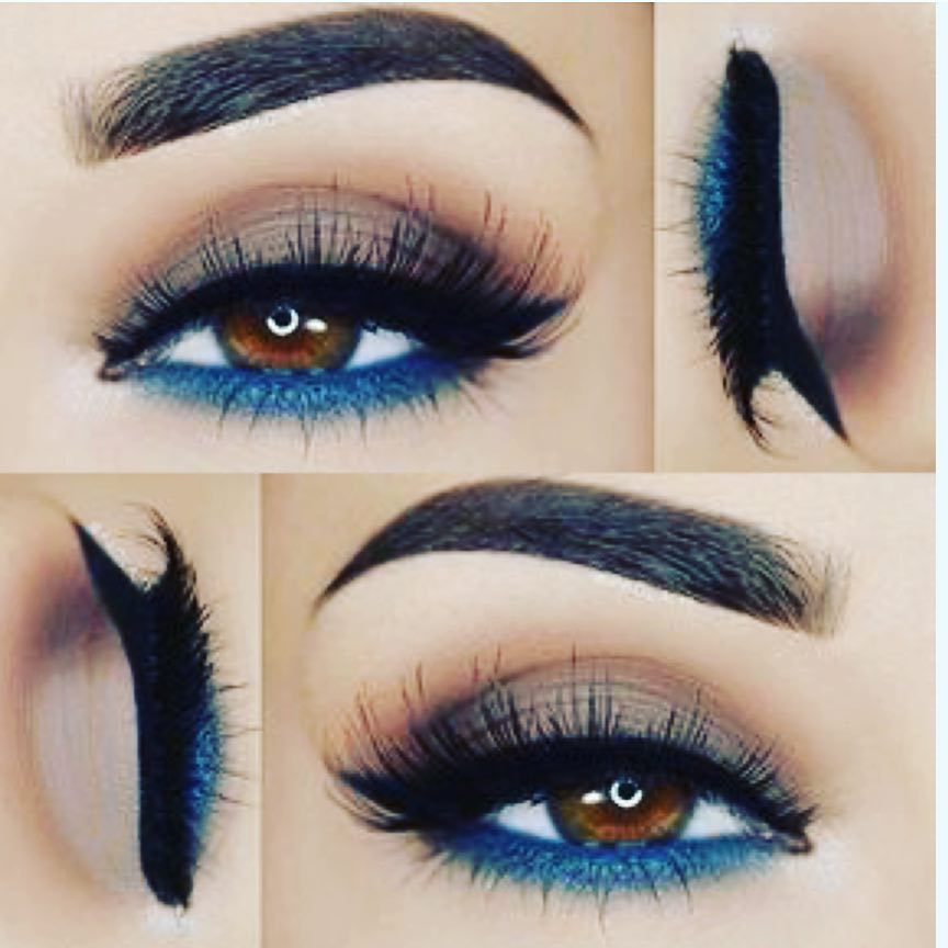 макияж под глазами фото 14