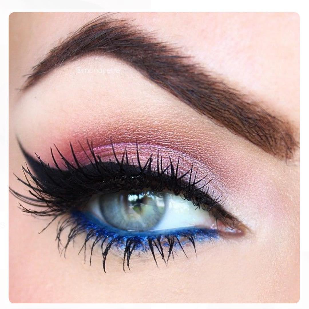 макияж под глазами фото 15