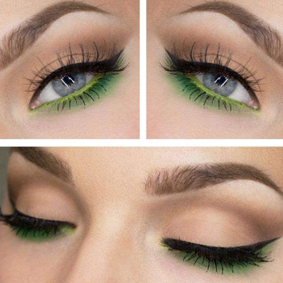 макияж под глазами фото 16