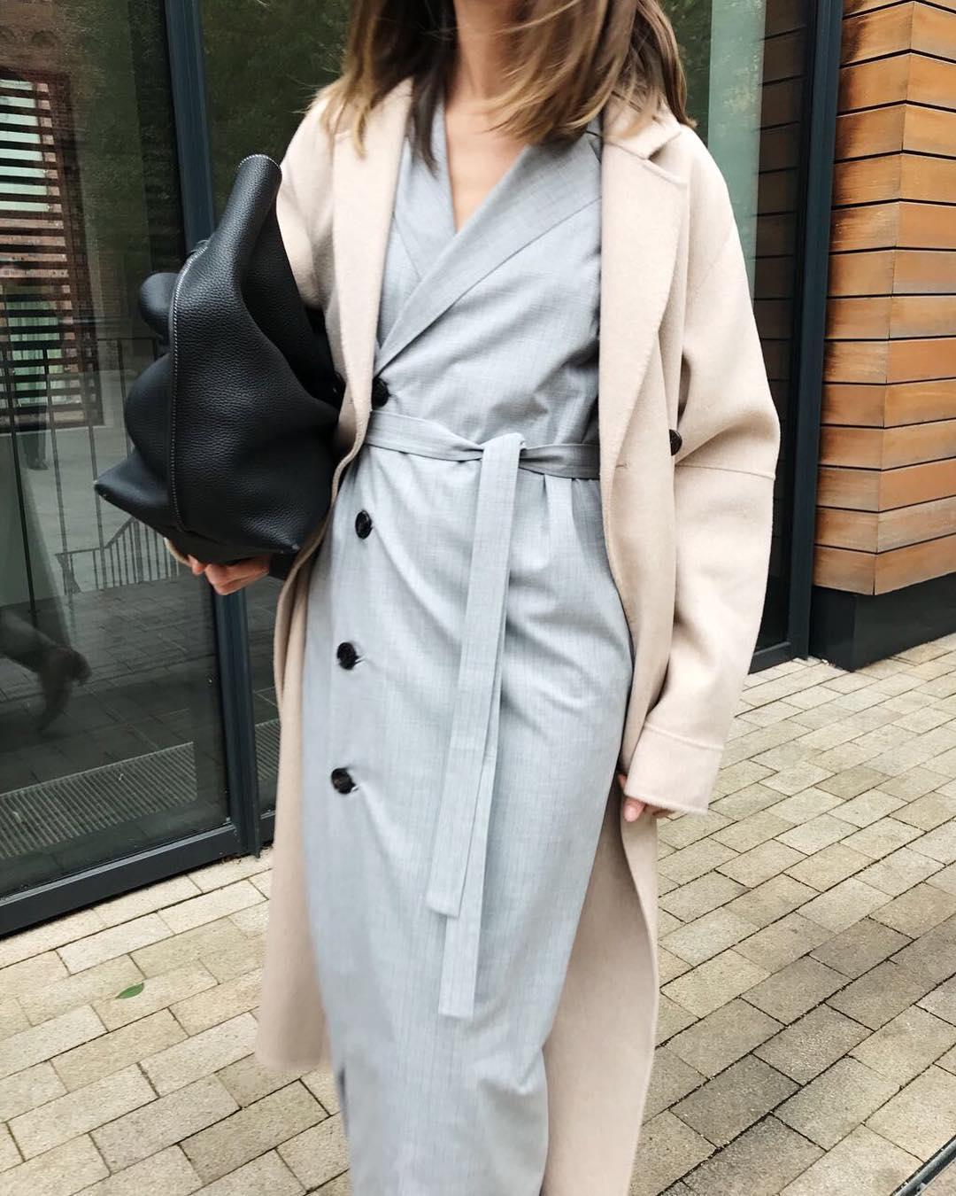 Модные образы для деловых женщин осень-зима 2018-2019 фото 2