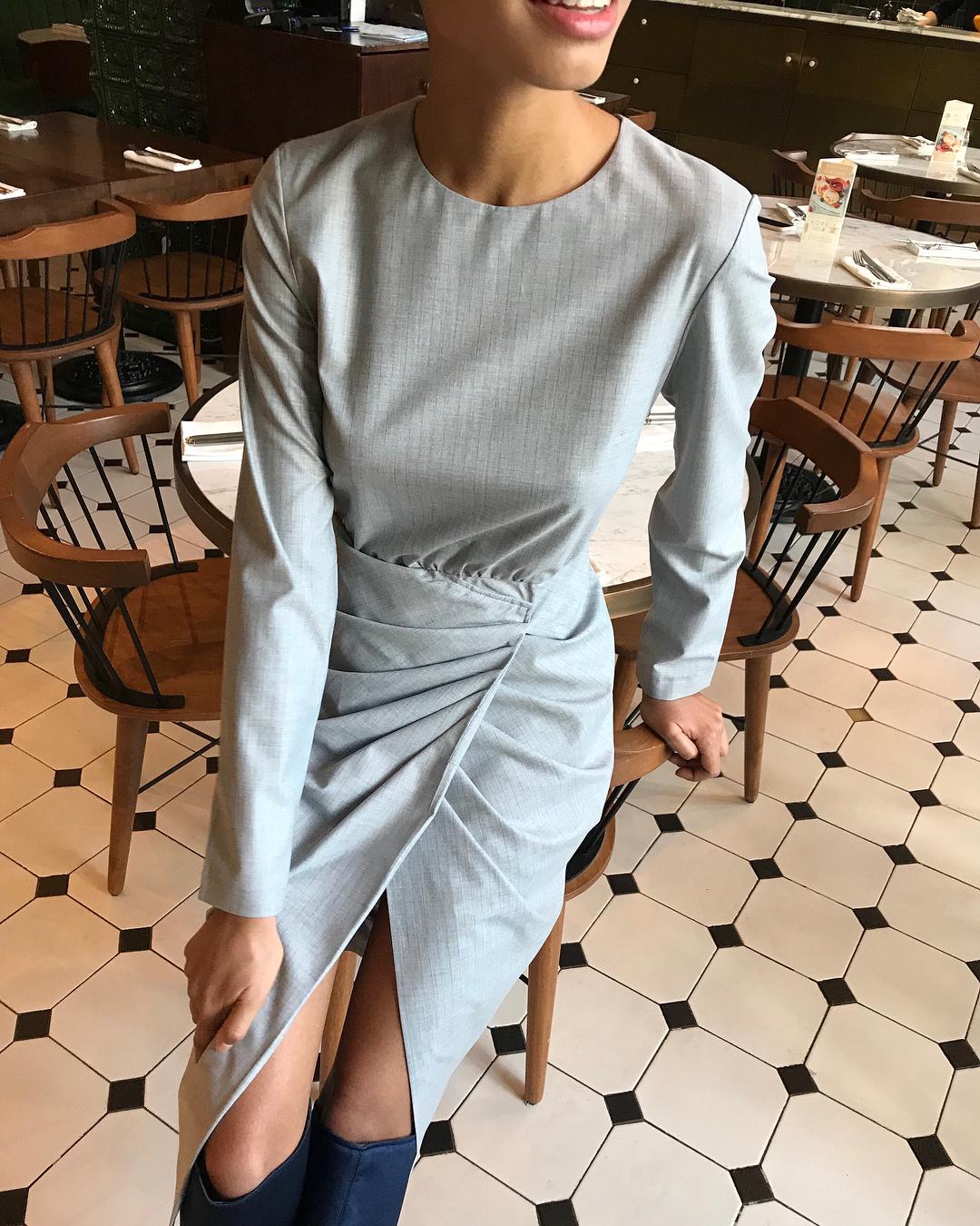 Модные образы для деловых женщин осень-зима 2018-2019 фото 3