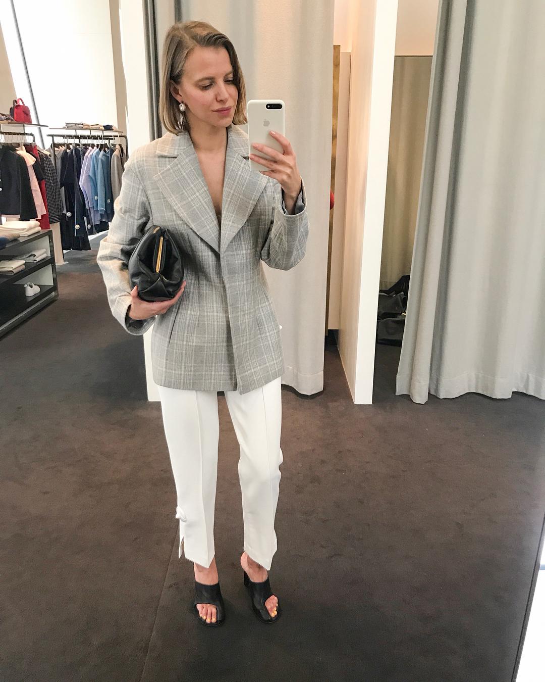 Модные образы для деловых женщин осень-зима 2018-2019 фото 4