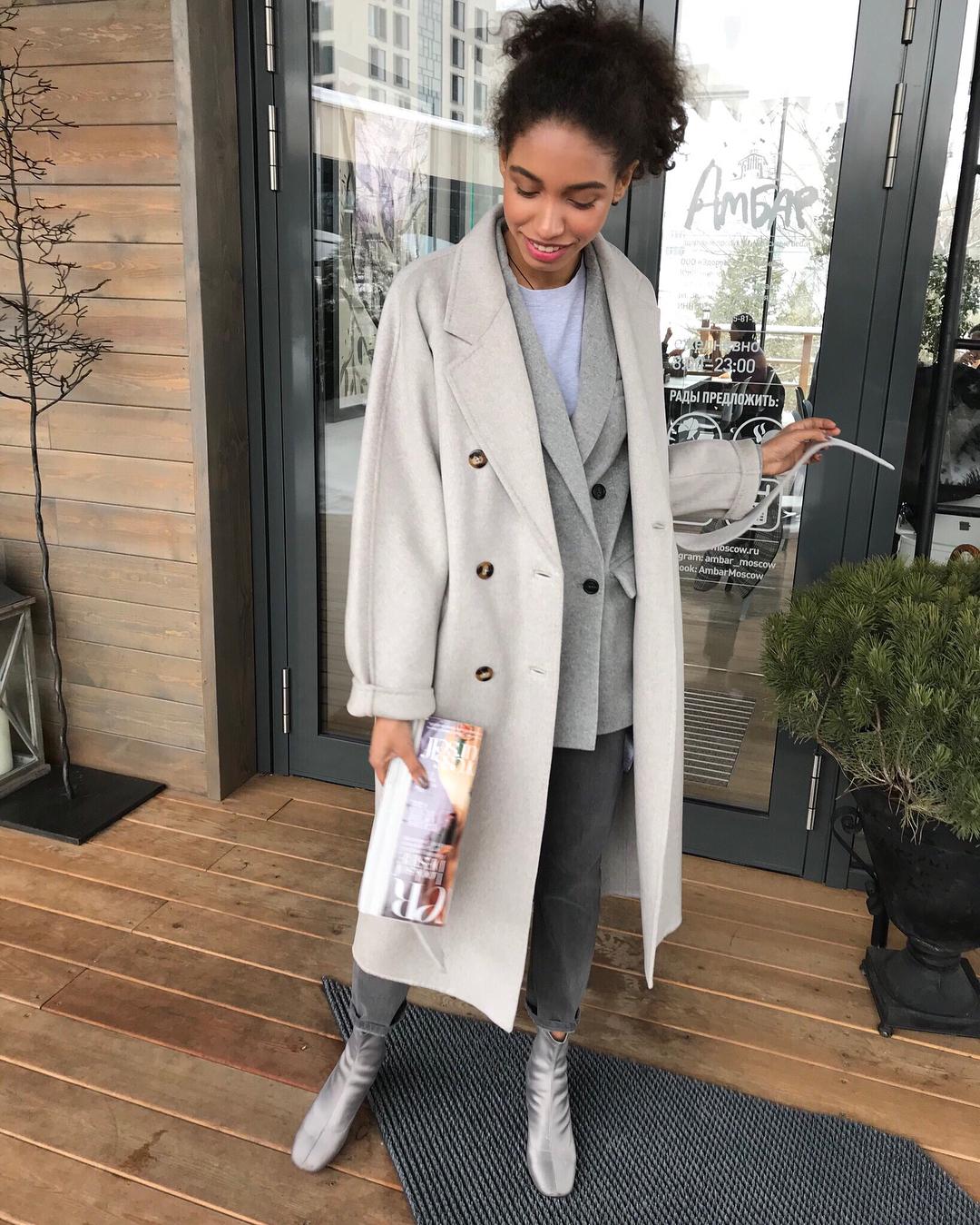 Модные образы для деловых женщин осень-зима 2018-2019 фото 5