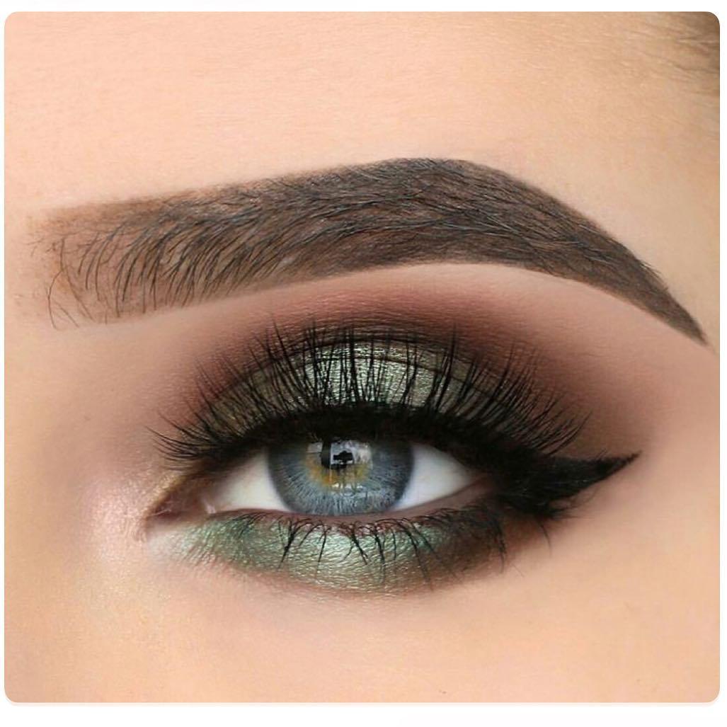 макияж под глазами фото 17