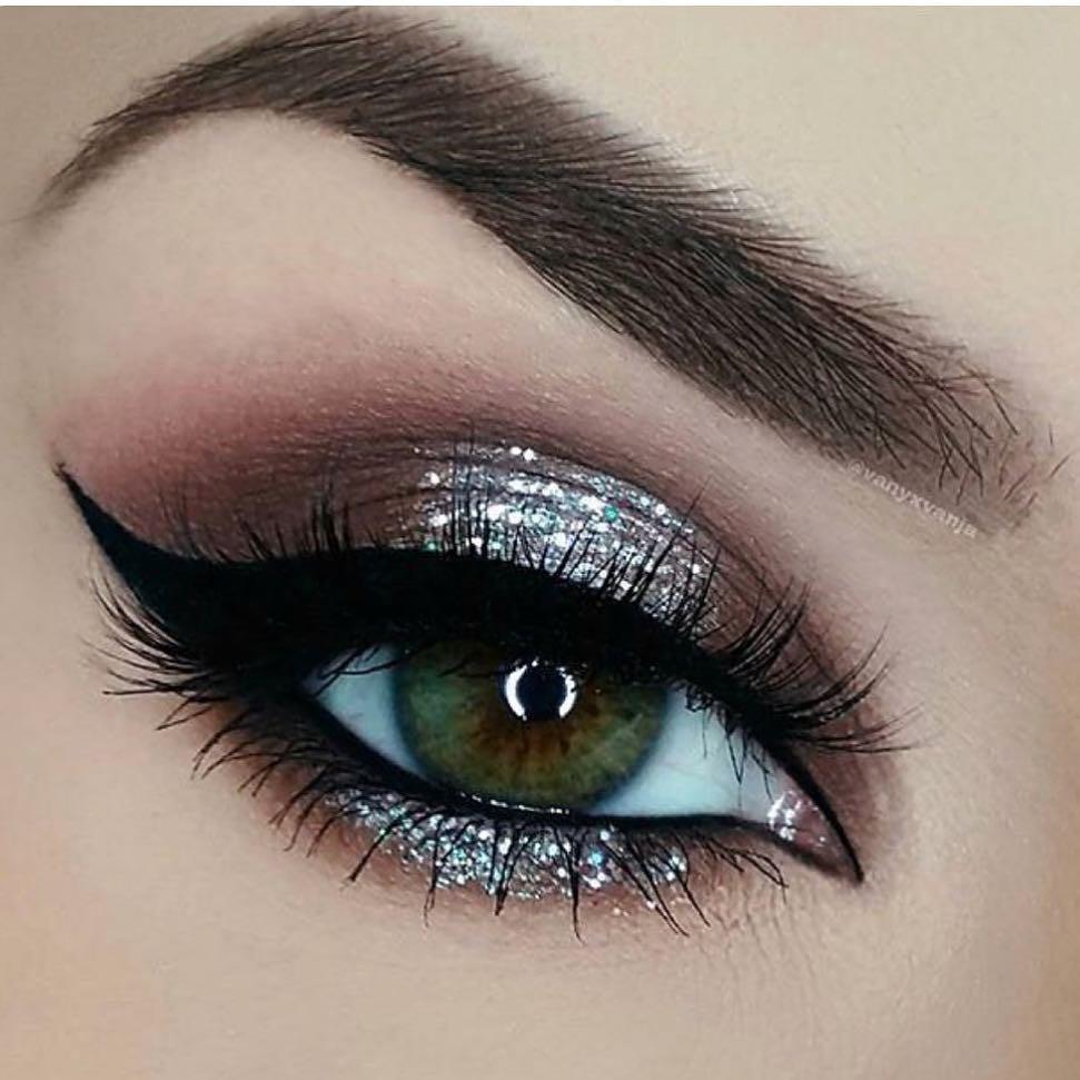 макияж под глазами фото 18