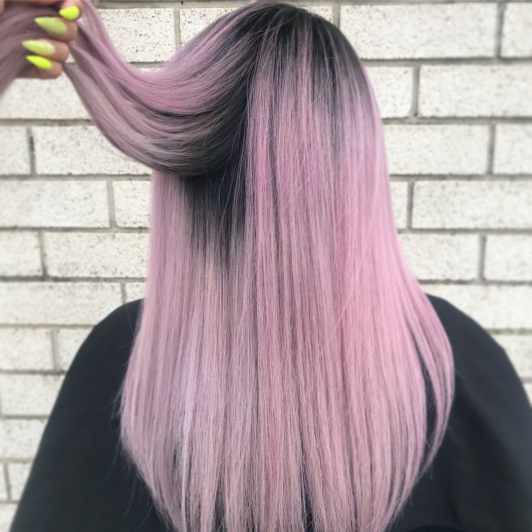 Окрашивание волос зима 2019-2020 фото 15