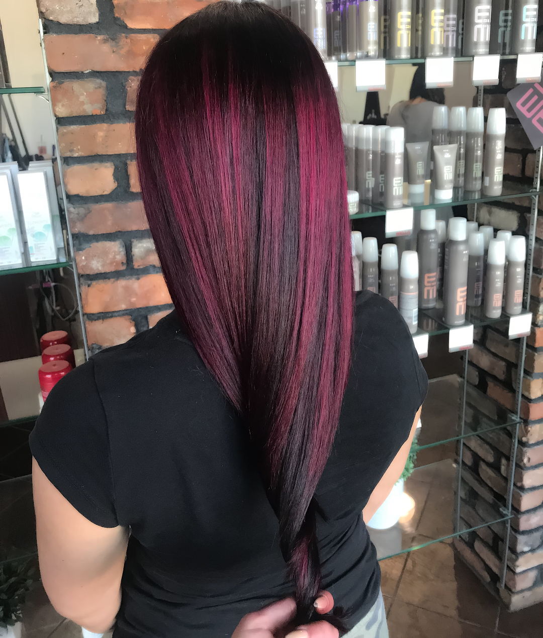 Окрашивание волос зима 2019-2020 фото 10