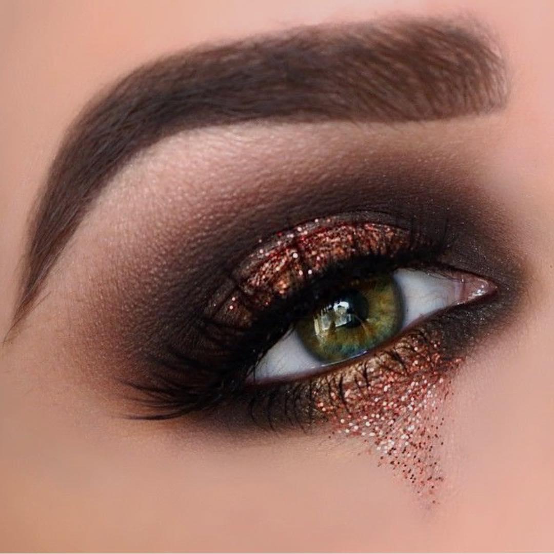макияж под глазами фото 20