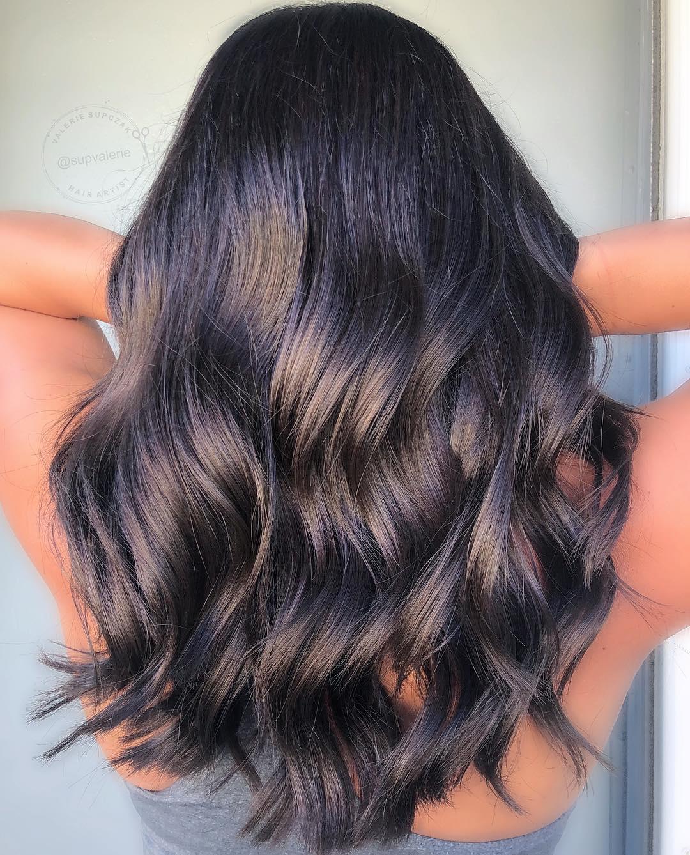 Окрашивание волос зима 2019-2020 фото 16