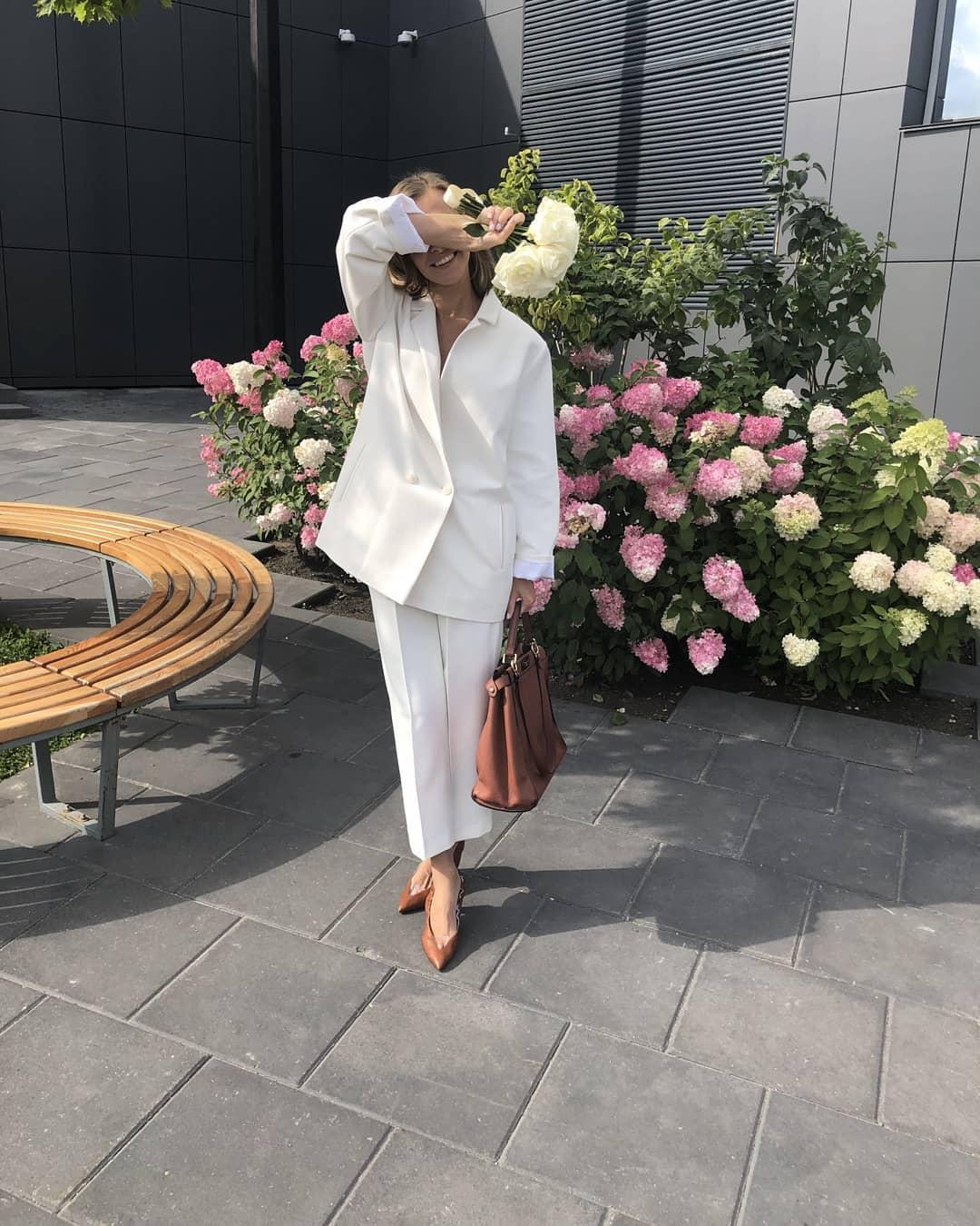 Модные образы для деловых женщин осень-зима 2018-2019 фото 7