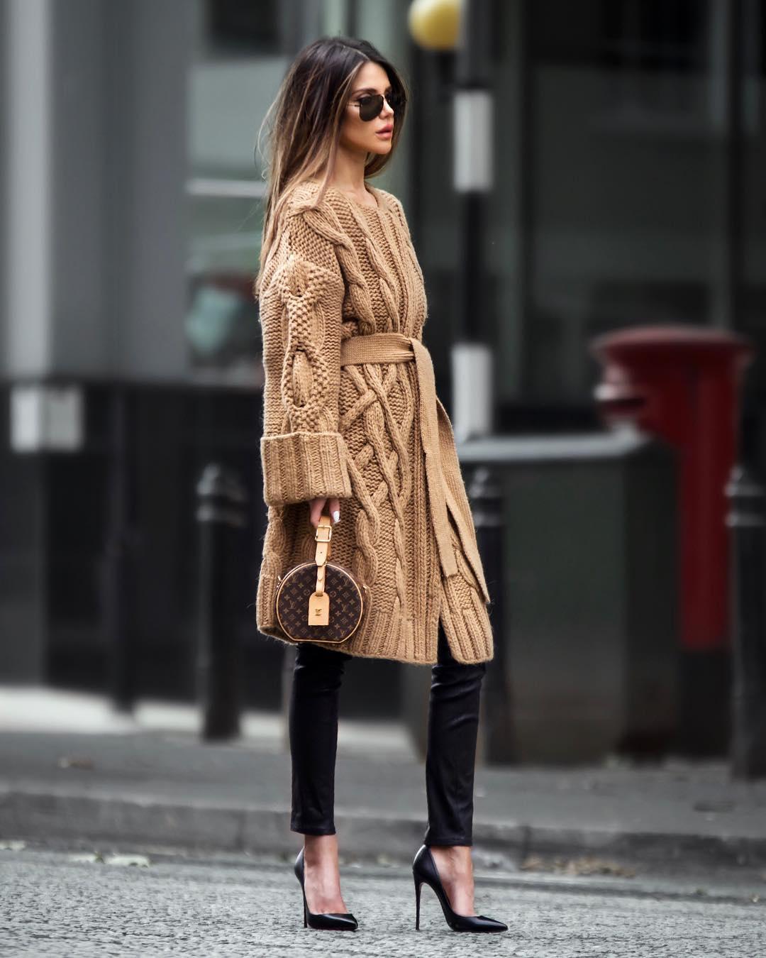 Базовый гардероб осень-зима 2018-2019 фото 8