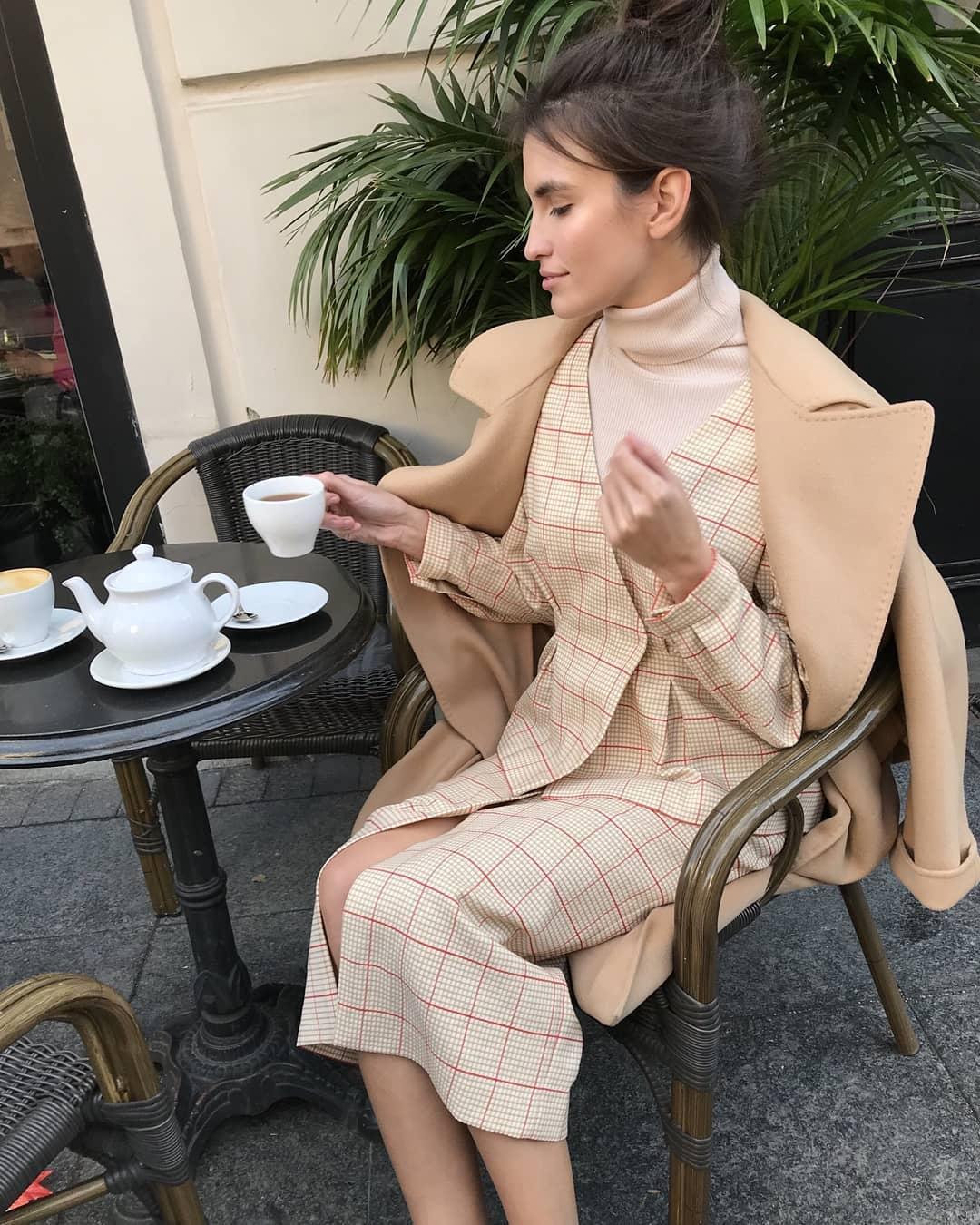 Модные образы для деловых женщин осень-зима 2018-2019 фото 9