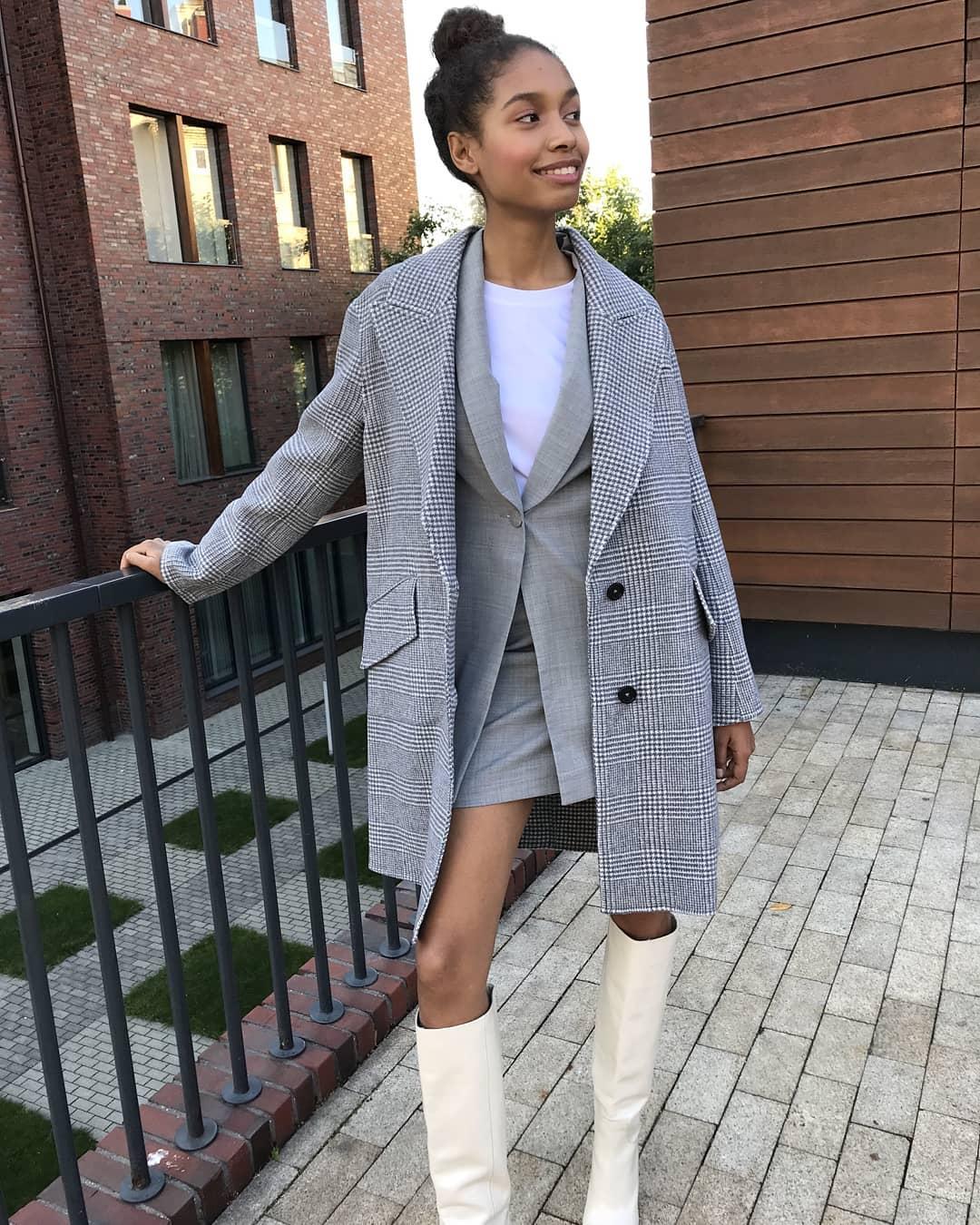 Модные образы для деловых женщин осень-зима 2018-2019 фото 10
