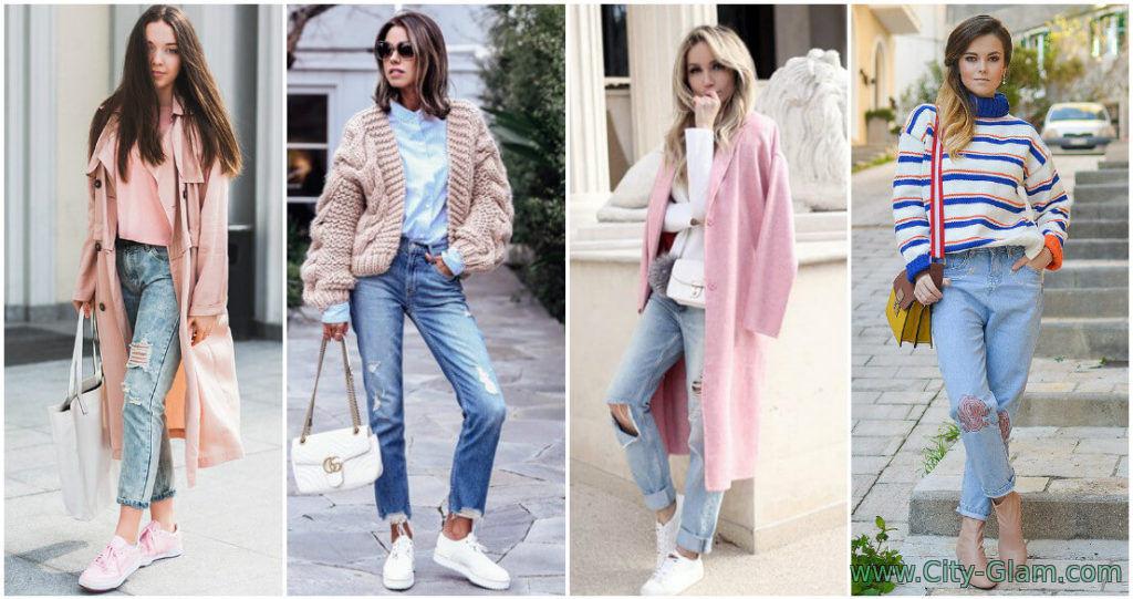 модные сеты осень-зима 2018-2019 фото 5