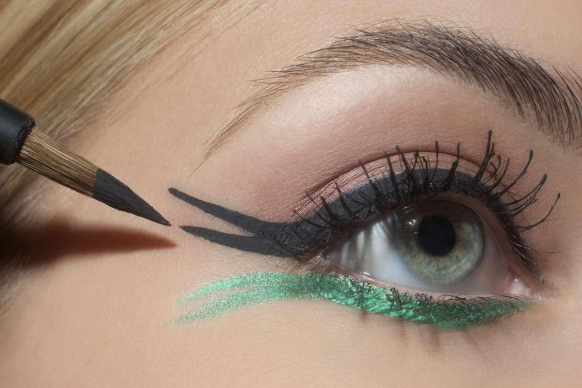 макияж под глазами фото 12