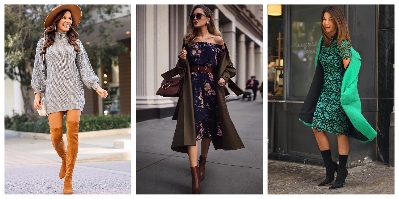 модные сеты осень-зима 2018-2019 фото 13