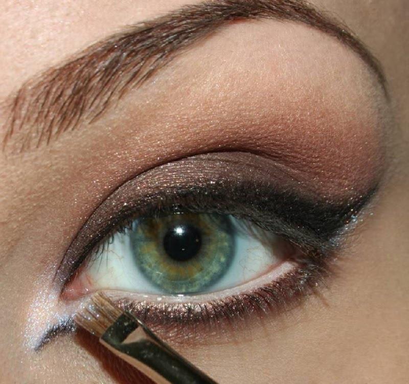 макияж под глазами фото 5