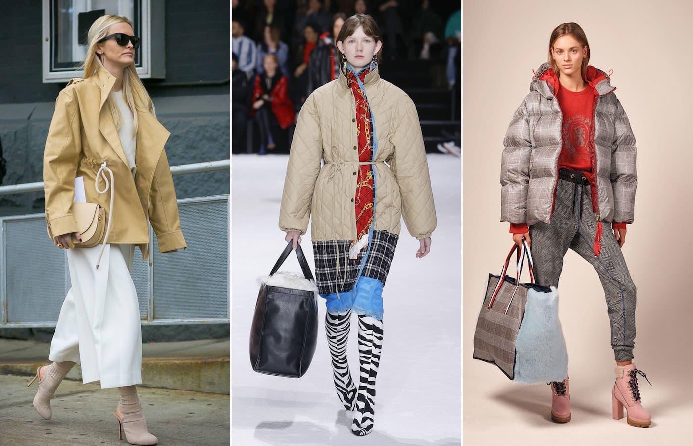 модные сеты осень-зима 2018-2019 фото 8