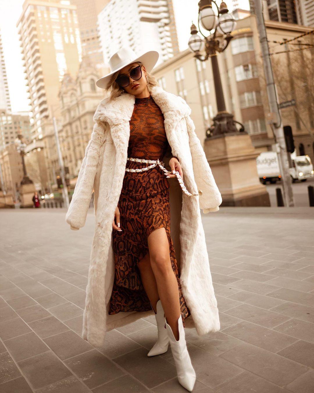 Асимметричная юбка фото 5