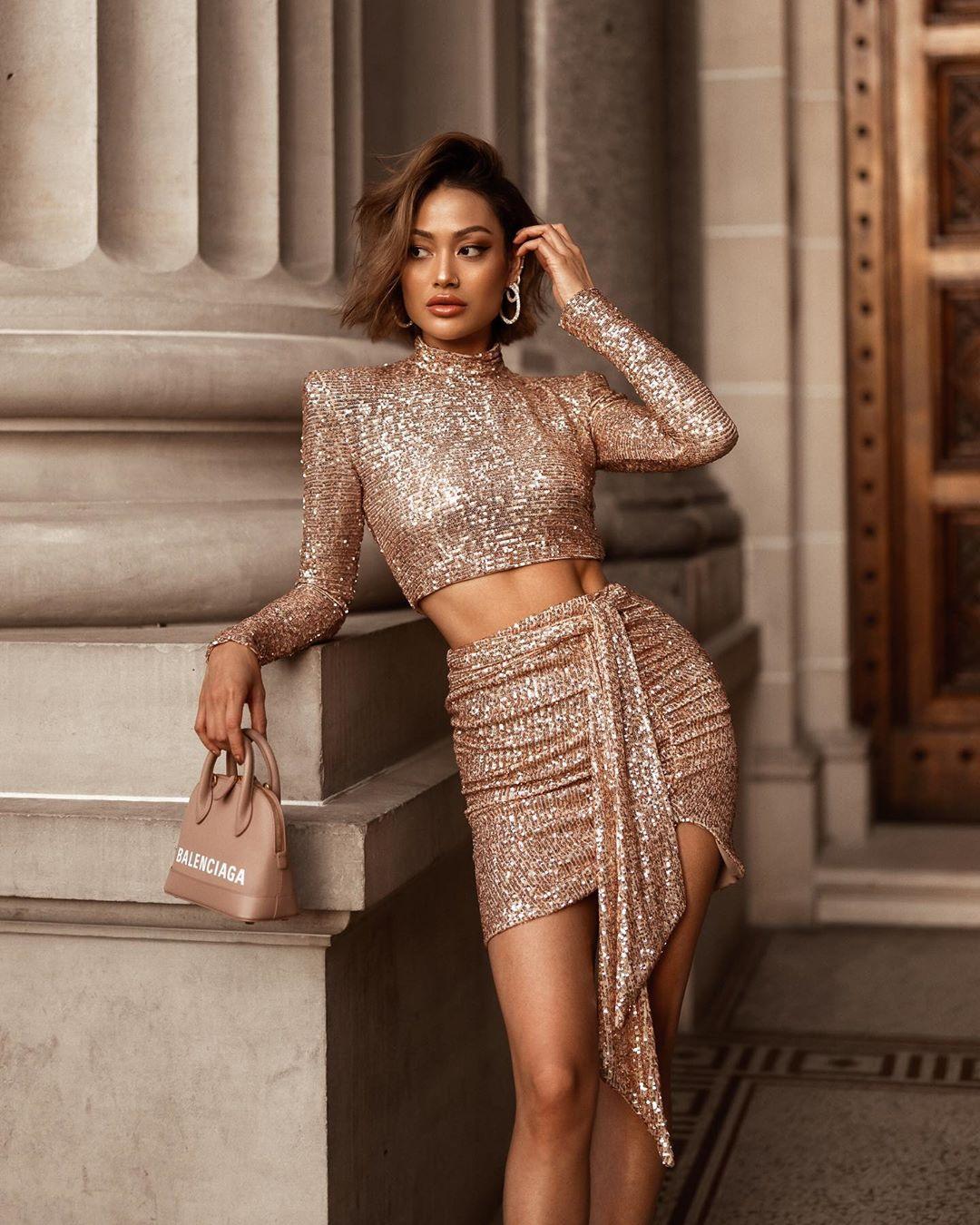 Асимметричная юбка фото 3