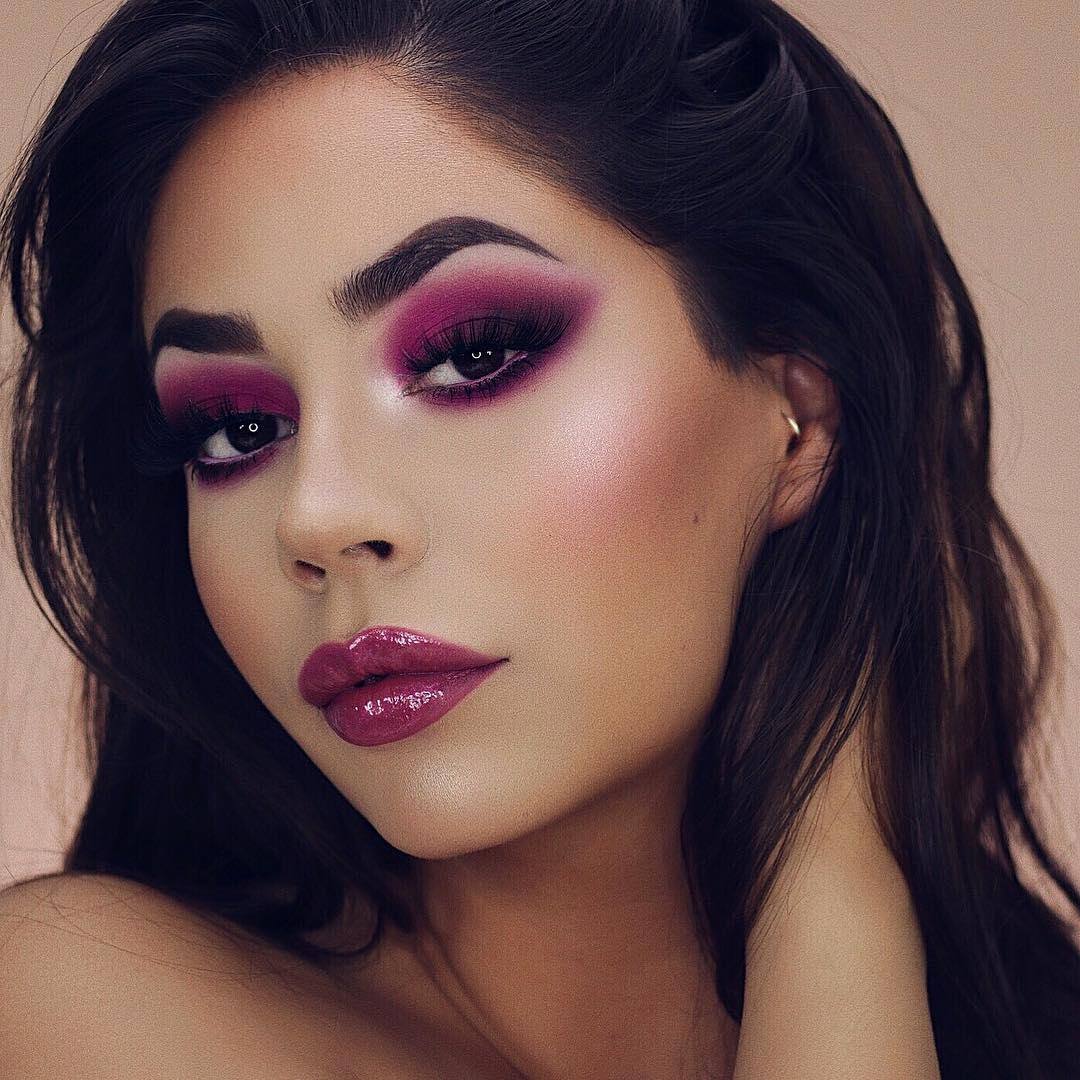 Модные тенденции в макияже 2019