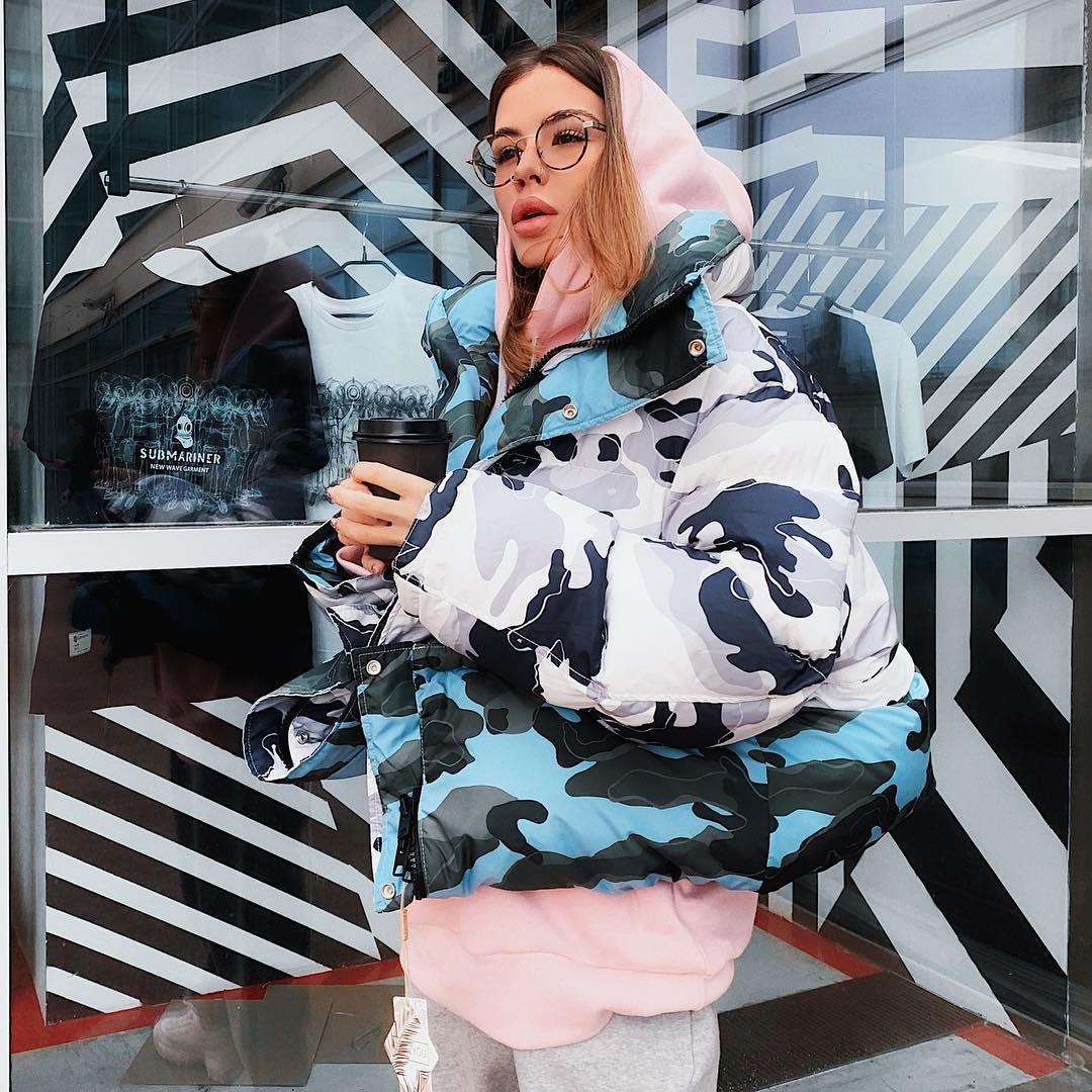 Куртки зима 2019 фото 4