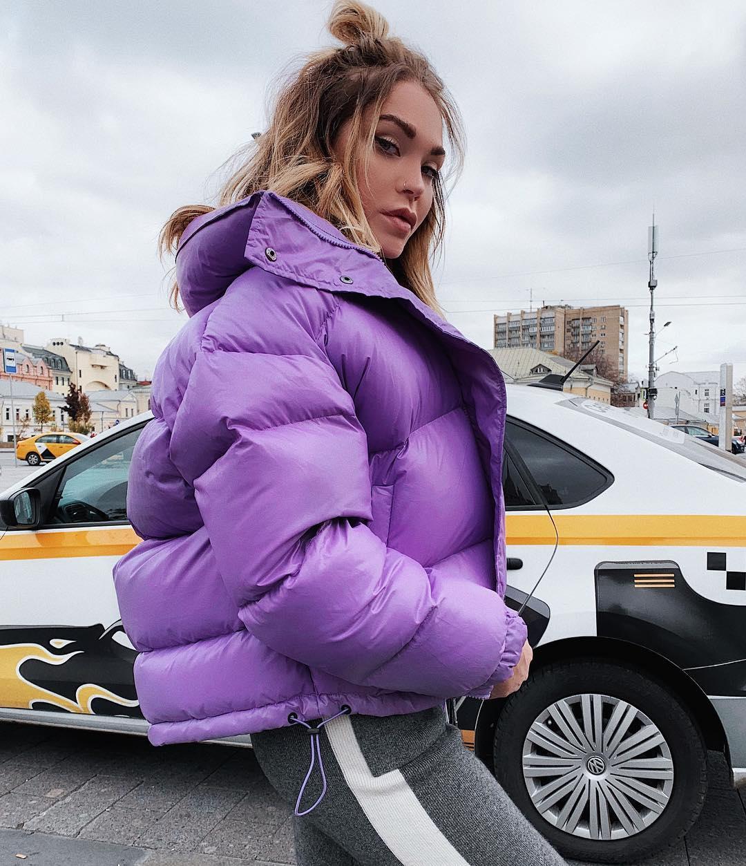 Куртки зима 2019 фото 5