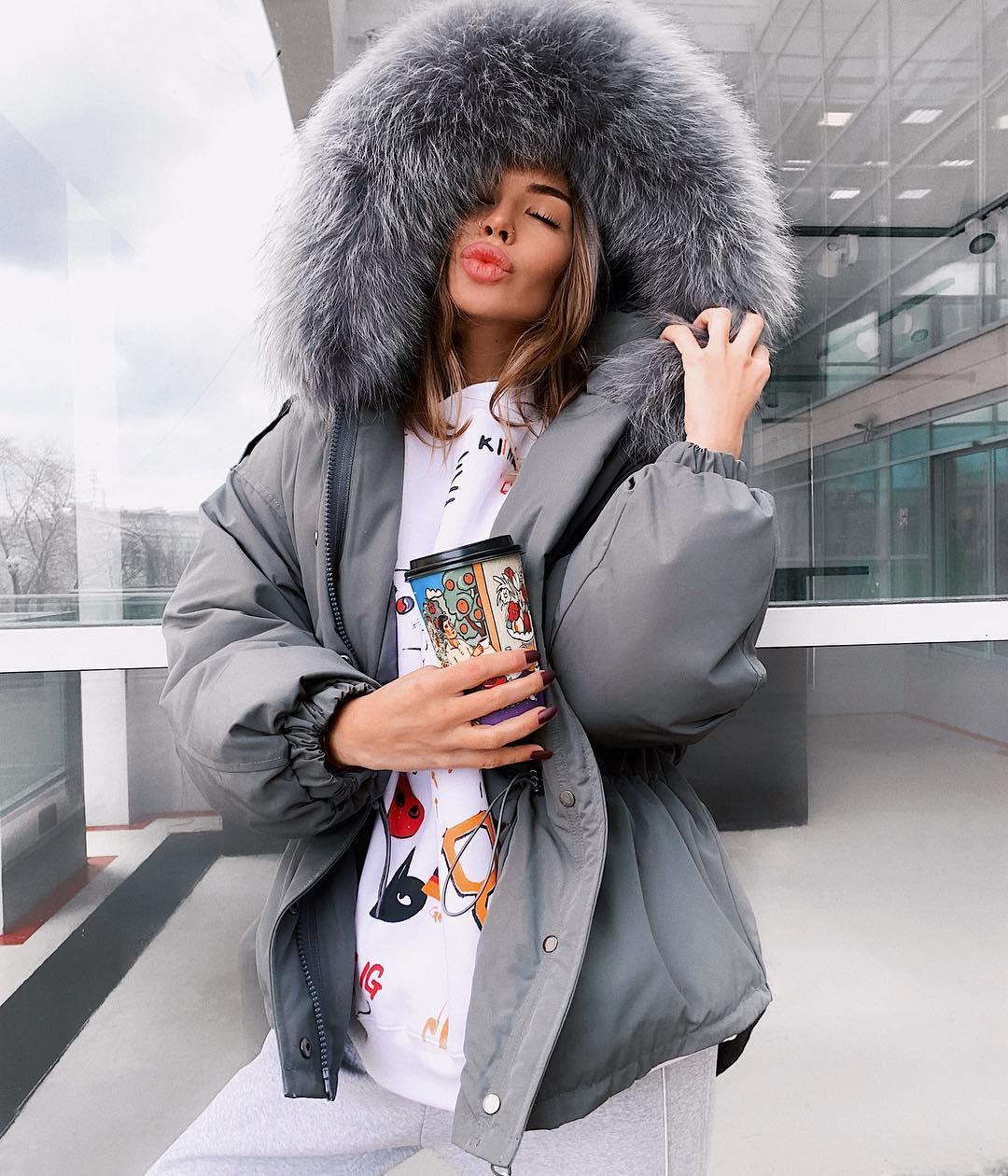 Куртки зима 2019 фото 1