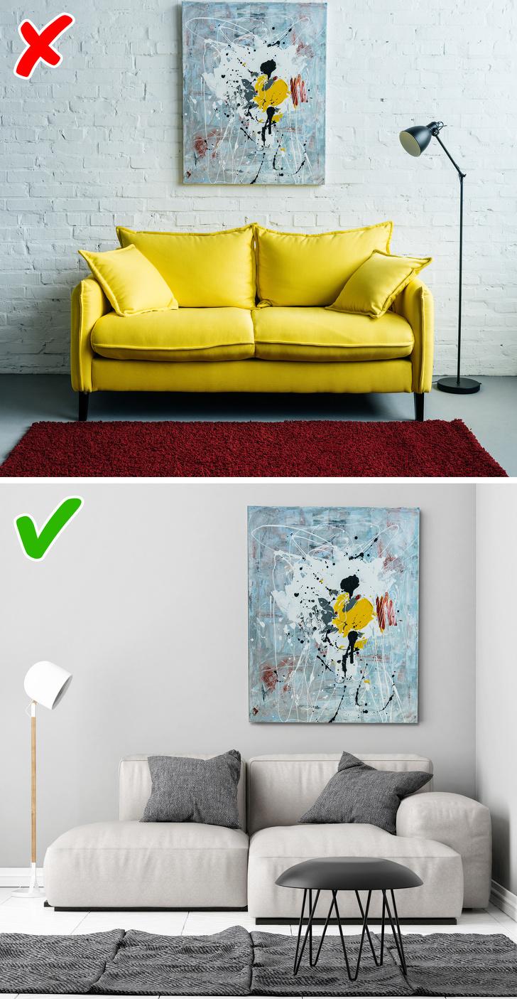 8 секретов дизайна, чтобы ваш дом выглядел как с обложки журнала