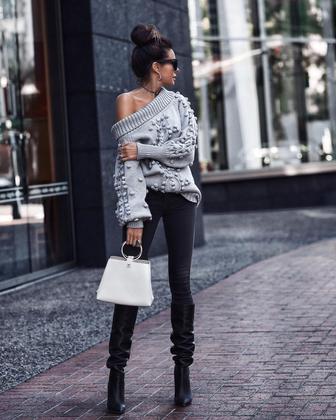 10 самых романтичных причесок под свитер, с которыми вы будете невероятно милой изоражения
