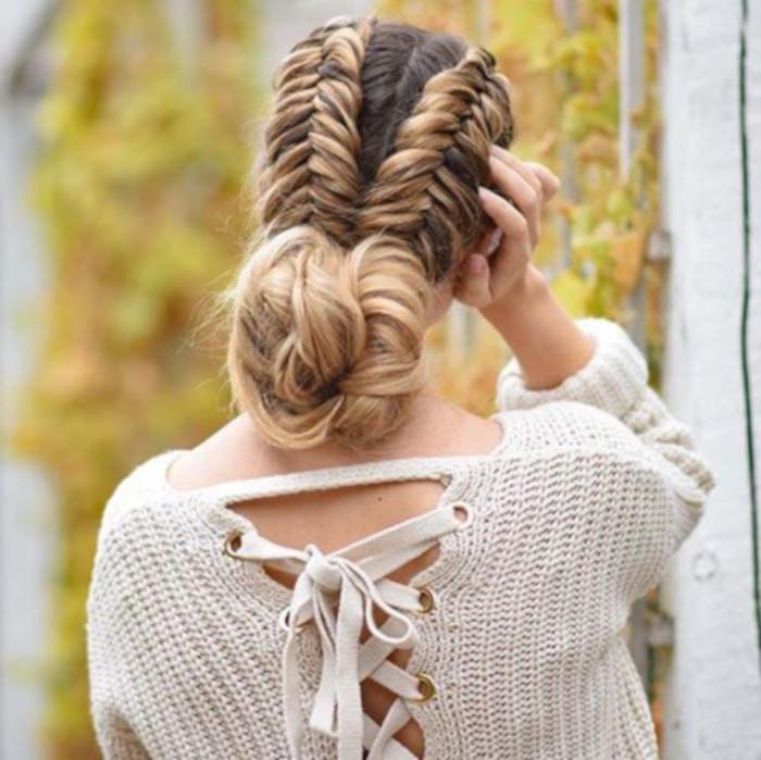 прически для длинных волос фото 18