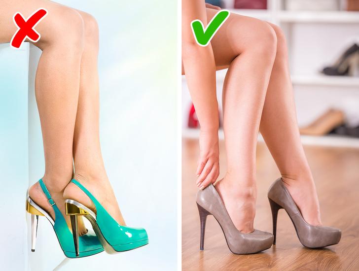 Советы по выбору обуви фото 3
