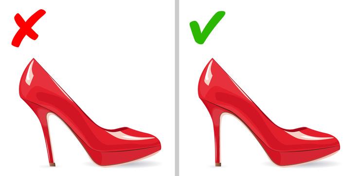 Советы по выбору обуви фото 4