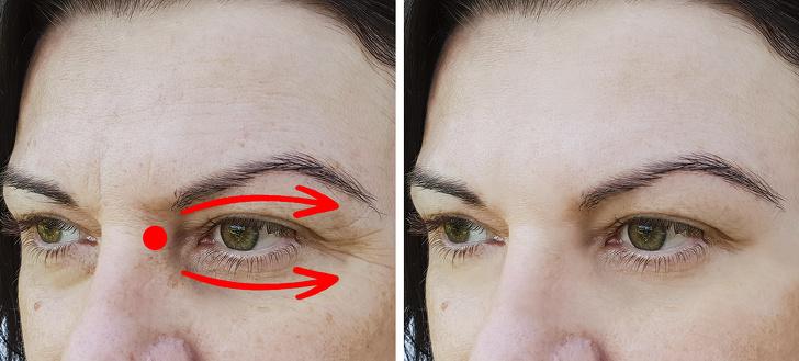 уход за кожей вокруг глаз фото 1