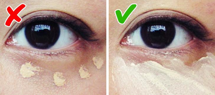 правила макияжа фото 1