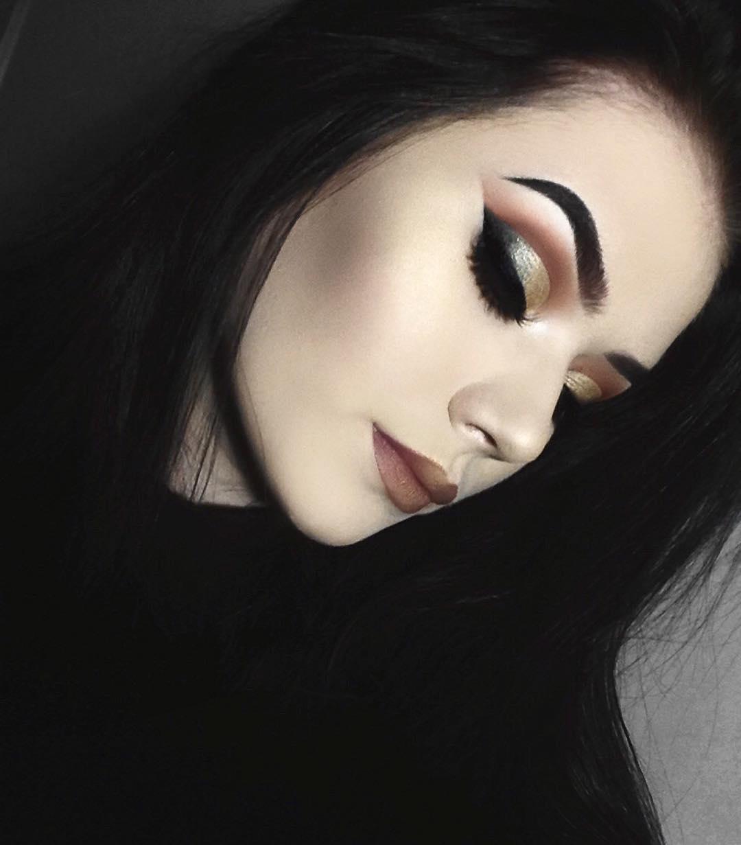 модный макияж фото 1